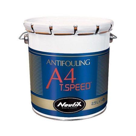 Nautix A4T.Speed csúcskategóriájú kemény algagátló 2,5 liter