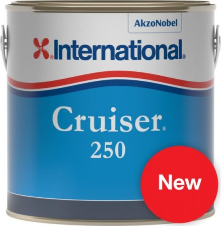International Cruiser 250   2,5 liter
