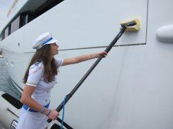 Hajókarbantartás, hajóápolás