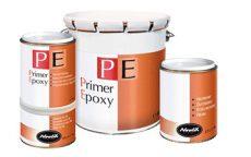 Nautix PE kétkomponensű epoxy alapozó