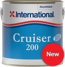 International Cruiser 200   2,5 liter