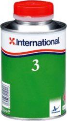 International No.3 higitó