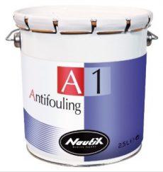 Nautix  A1 algagátló alumíniumra 750 ml vagy 2,5 liter