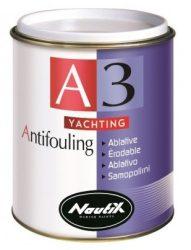 Nautix A3  önpolírozó algagátló 750 ml vagy 2,5 liter